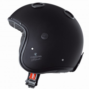 Casque Jet Caberg Doom Matt Black
