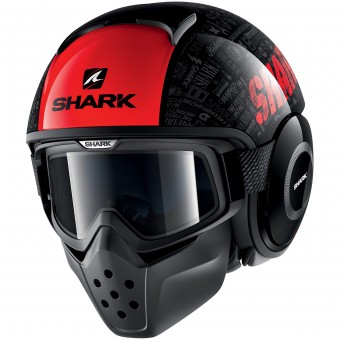 Casque Jet Shark Drak Tribute RM KRA