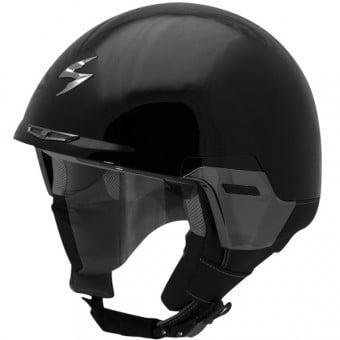Best of casques moto  Scorpion EXO 100 Padova Noir
