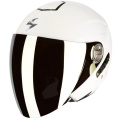 Casque moto Scorpion Exo 210 Air Blanc