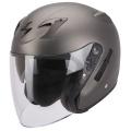 Casque moto Scorpion EXO 220 Anthracite Mat