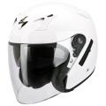 Casque moto Scorpion EXO 220 Blanc