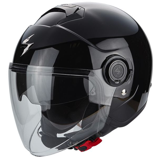 Casque Jet Scorpion Exo City Black