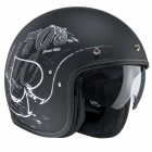 Casque Jet HJC FG-70s Rockers MC5F