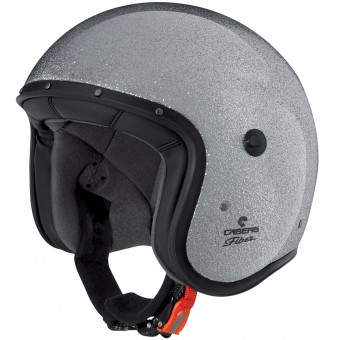 Casque Jet Caberg Freeride Flake Silver