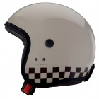 Casque Jet Caberg Freeride Indy Beige Marron