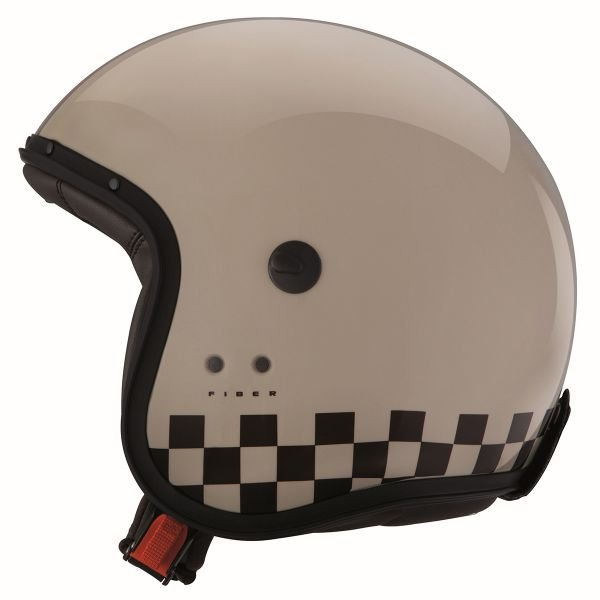 Casque Jet Caberg Freeride Indy Brown
