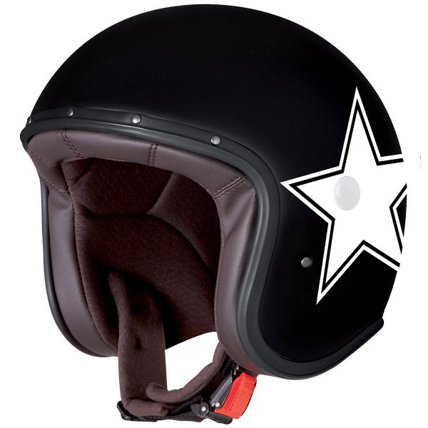 Casque Jet Caberg Freeride Star Matt Black