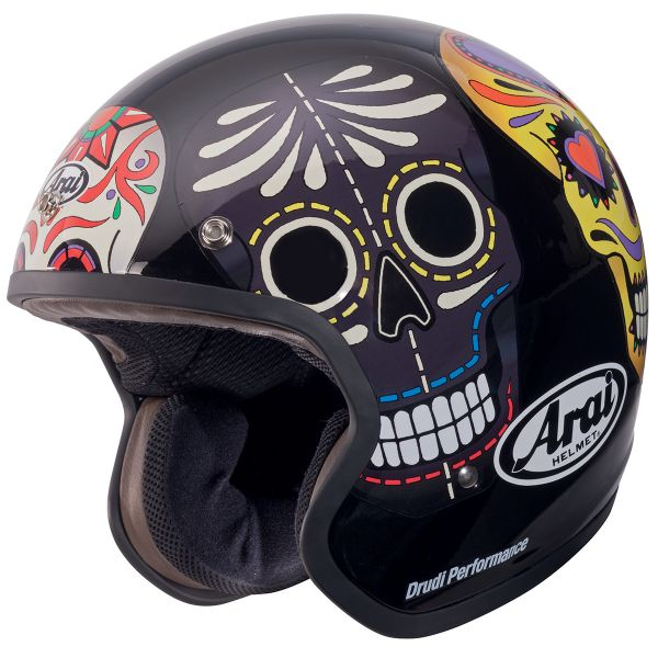 casque arai freeway classic skull au meilleur prix. Black Bedroom Furniture Sets. Home Design Ideas