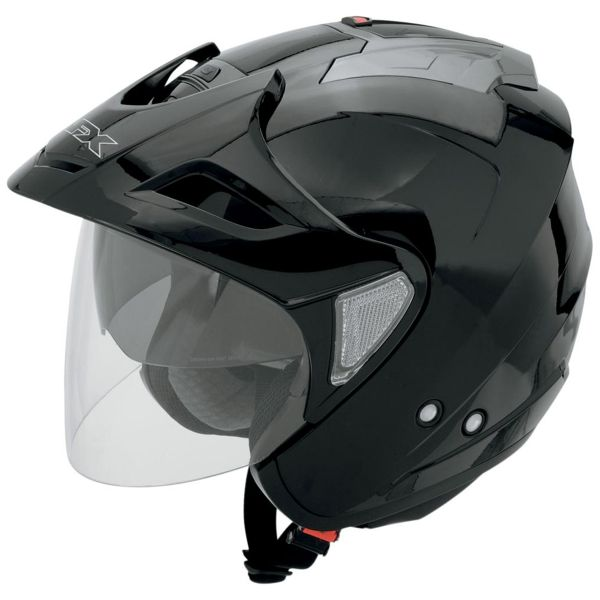 Casque Jet AFX FX-50 Black