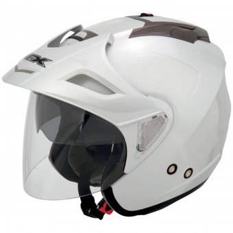 Casque Jet AFX FX-50 White
