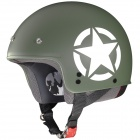 Casque Jet Grex G2.1 Army Flat Military Green 5