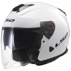 Casque Jet LS2 Infinity White OF521