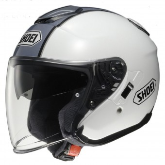 Casque Jet Shoei J-Cruise Corso Blanc