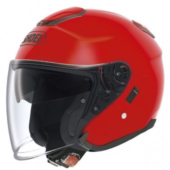 Casque Jet Shoei J-Cruise Rouge