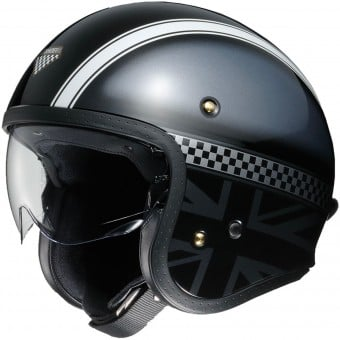 Casque Jet Shoei J.O Hawker TC5