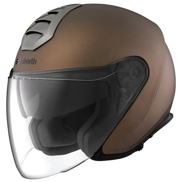 Casque Jet Schuberth M1 Madrid Metal