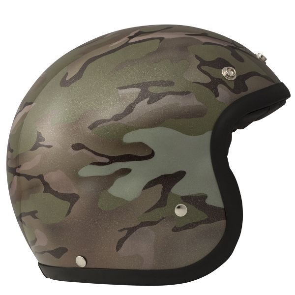 Casque Jet Dmd Military