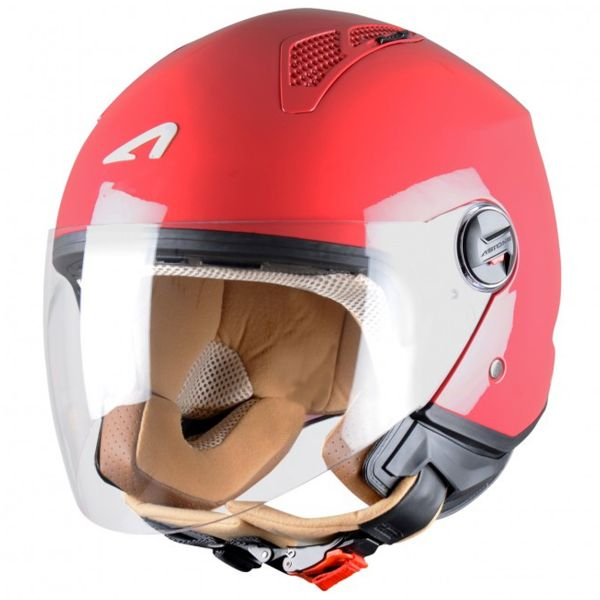 Casque Jet Astone Minijet Cherry