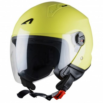 Casque Jet Astone Minijet Lemon