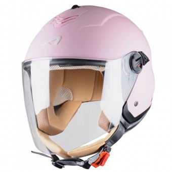 Casque Jet Astone Minijet S Flamingo