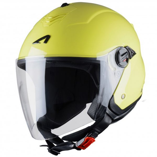 Casque Jet Astone Minijet S Lemon