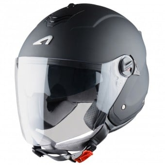 Casque Jet Astone Minijet S Matt Black