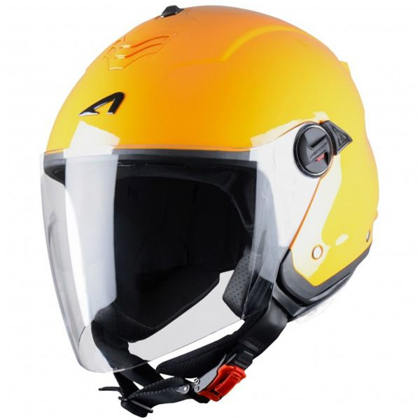 Casque Jet Astone Minijet S Orange