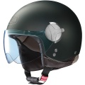 Casque moto Nolan N20 Traffic Classic Plus Noir