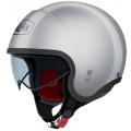 Casque moto Nolan N21 Classic Platinum Silver 1
