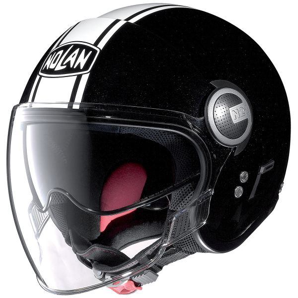 Casque Jet Nolan N21 Visor Duetto Black 26