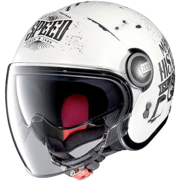 Casque Jet Nolan N21 Visor Moto GP Legends 29