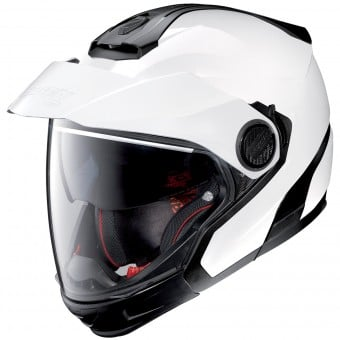 Casque Transformable Nolan N40 5 GT Classic N-Com White 5