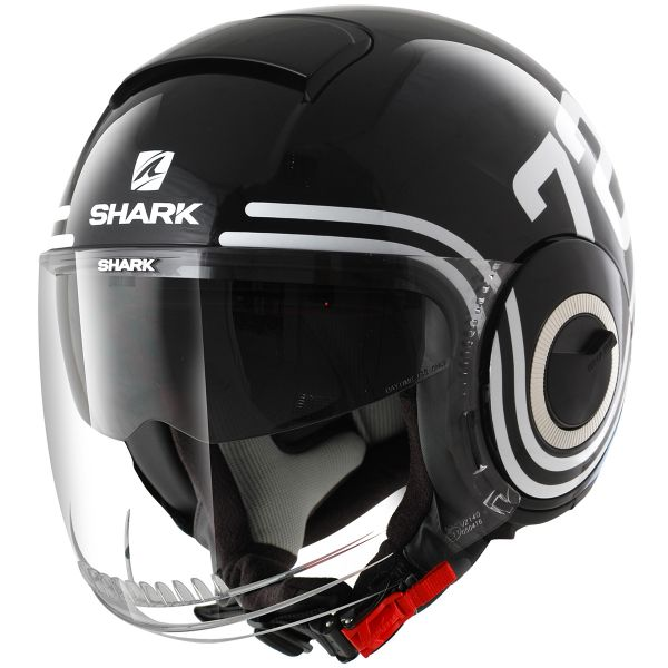 Casque Jet Shark Nano 72 KBW