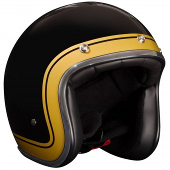 Casque Jet Stormer Pearl Classic Gold