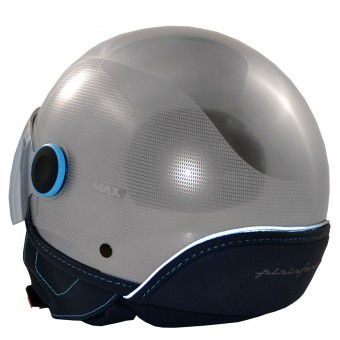Casque Jet Pininfarina Pininfarina City Chrome