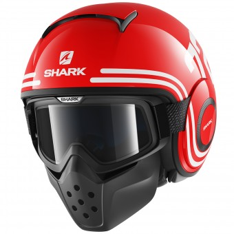 Casque Jet Shark Drak 72 RWK