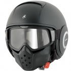 Casque Jet Shark Raw Blank Mat KMA