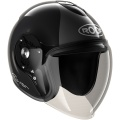 Casque moto Roof Rover Legend Noir Gris