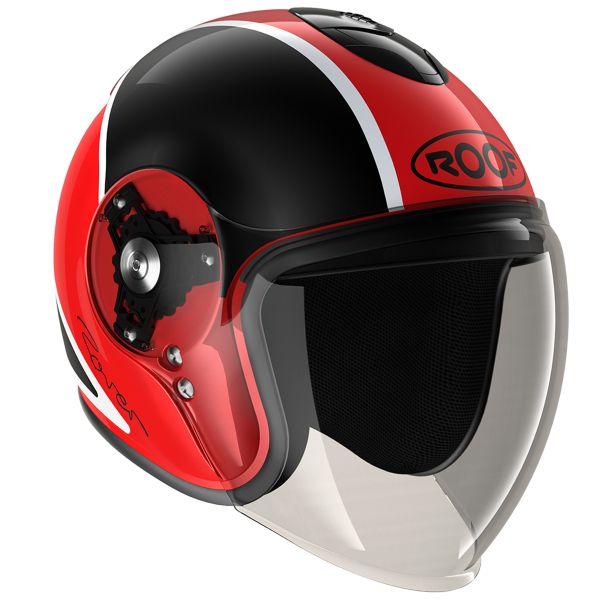 casque roof rover sport noir rouge cherche propri taire. Black Bedroom Furniture Sets. Home Design Ideas