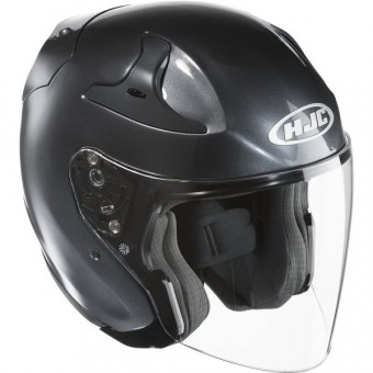 Casque Jet HJC RPHA Jet Metal Anthracite