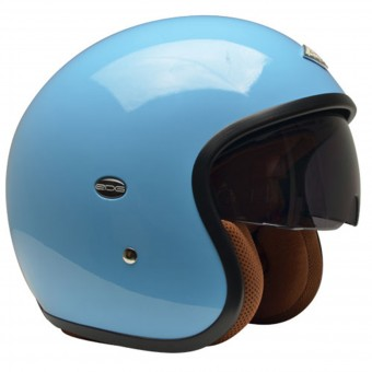 Casque Jet Edguard Speed Ed Bleu