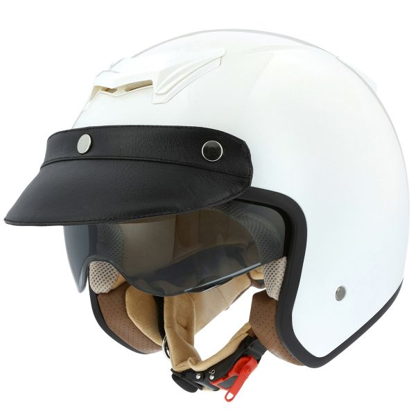 Casque Jet Astone Sportster 2 White