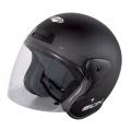 Casque moto Stormer Sun Noir Mat