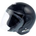 Casque moto Stormer Sun Noir