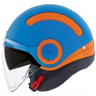 Casque Jet Nexx SX.10 Fun Collection Bleu Mat