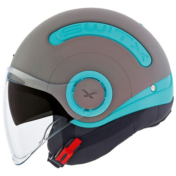 Casque Jet Nexx SX.10 Fun Collection Concrete Mat