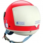 Casque Jet MAX The Social Network Corail