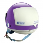 Casque Jet MAX The Social Network Violet
