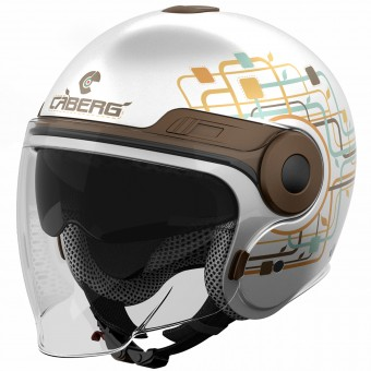 Casque Jet Caberg Uptown Lady